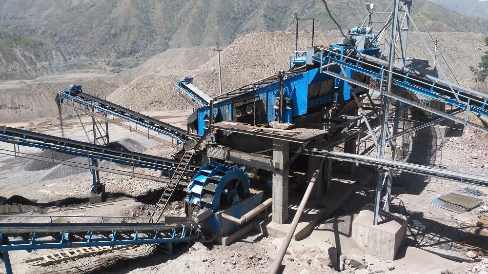 砂石皮带输送机设备