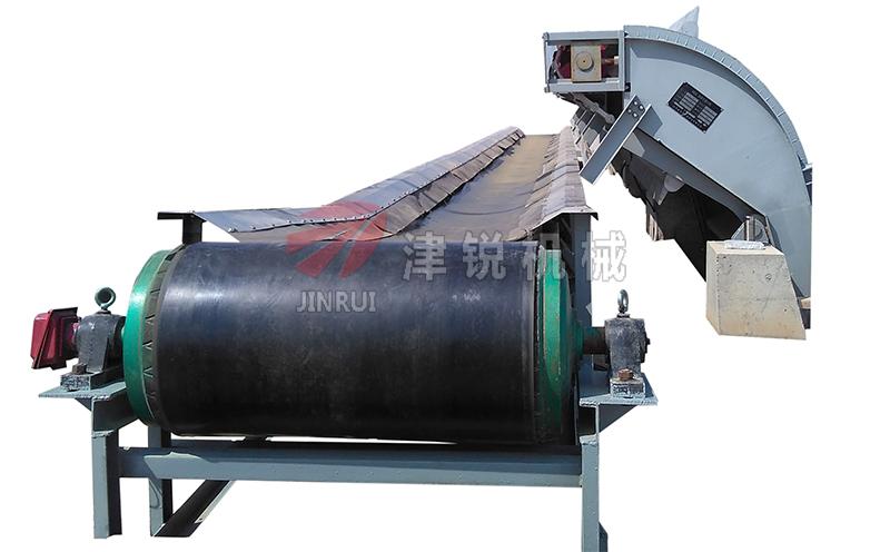 槽型皮带输送机