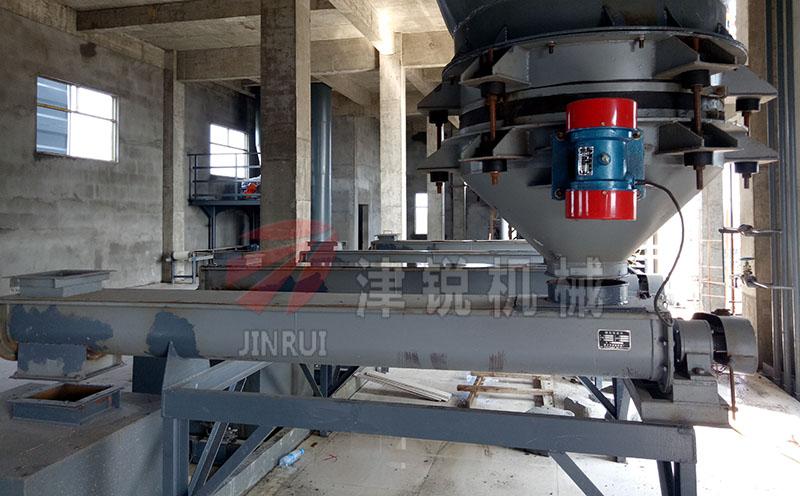 U型槽式螺旋输送机客户案例