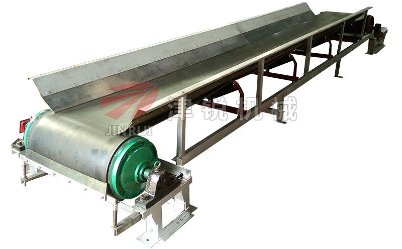 槽型托辊带式输送机