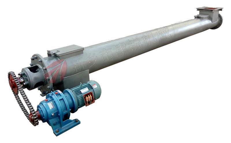 石灰粉螺旋输送机