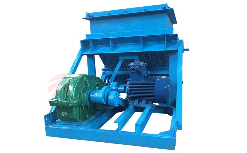 K型往複式給煤機工作原理