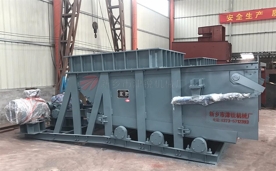 非标K4型往复式给煤机,处理能力能打1000t/h