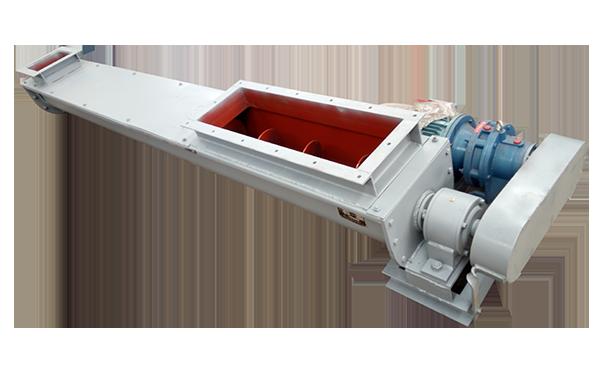 LS螺旋输送机也就是U型螺旋输送机,是GX螺旋输送机的升级版