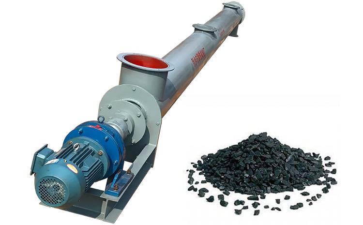 活性炭輸送設備