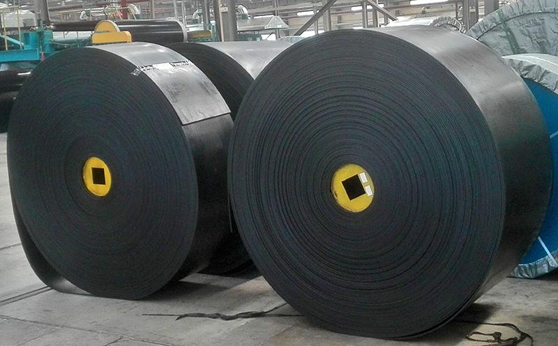 皮带机的橡胶输送带保养方法
