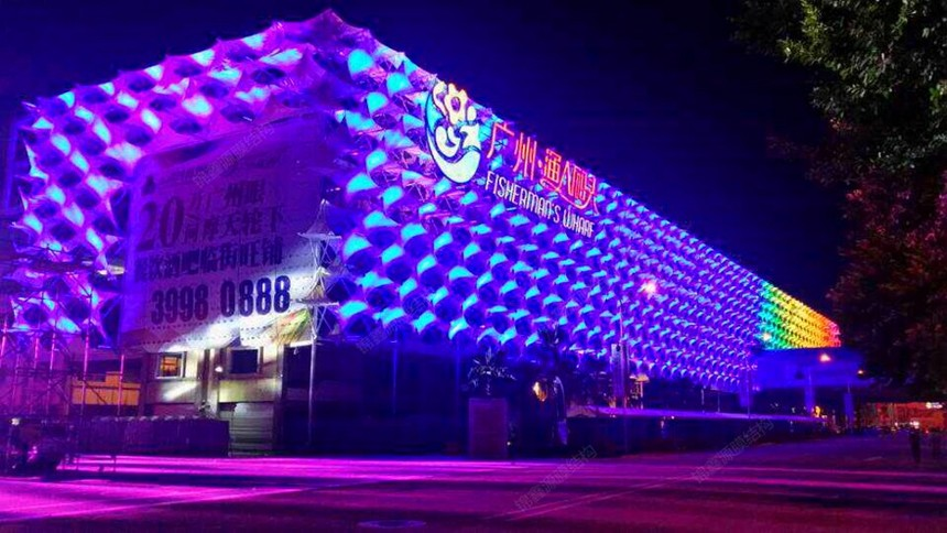 广州膜结构