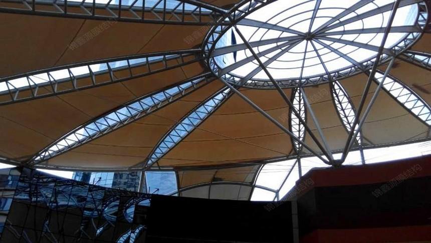 成都ETFE膜结构