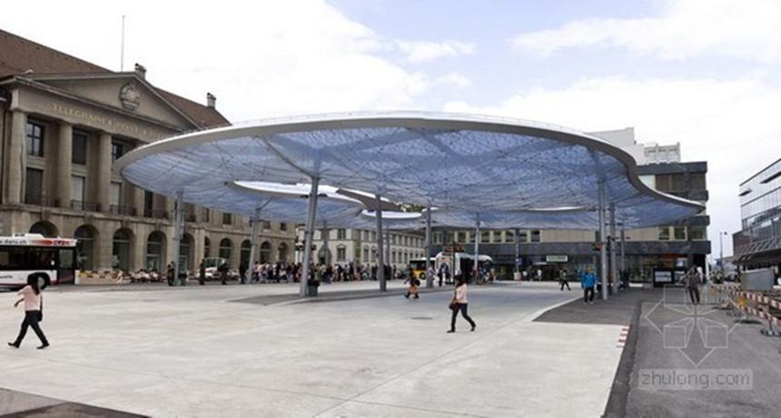 ETFE膜结构建筑