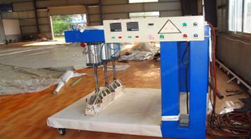 PTFE膜材焊接机
