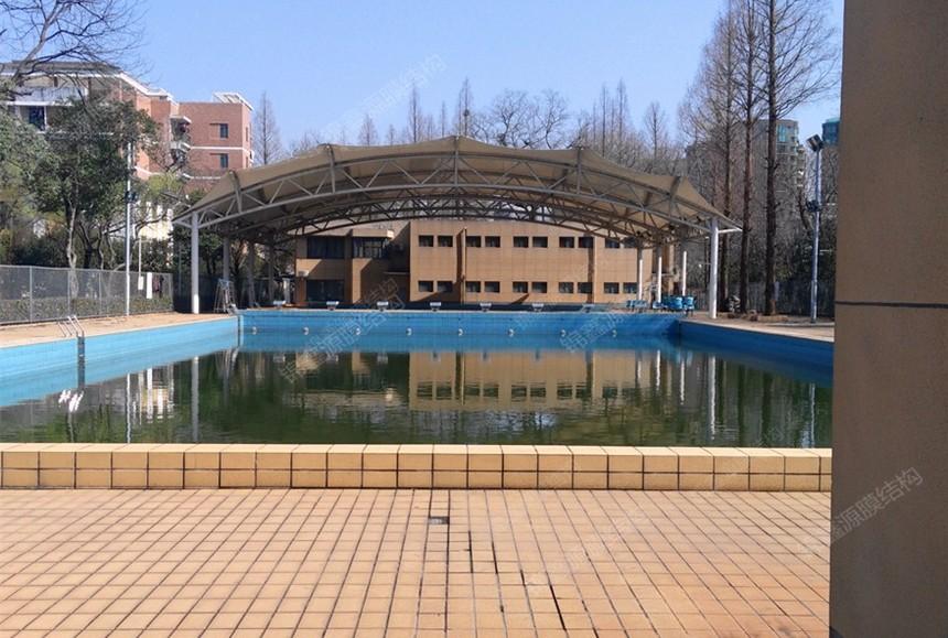 杭州膜结构游泳池