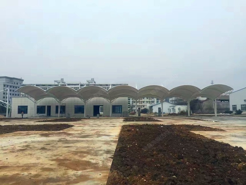 荆州膜结构车棚