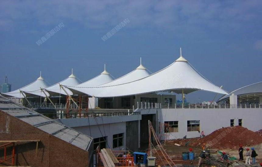 惠州体育馆膜结构