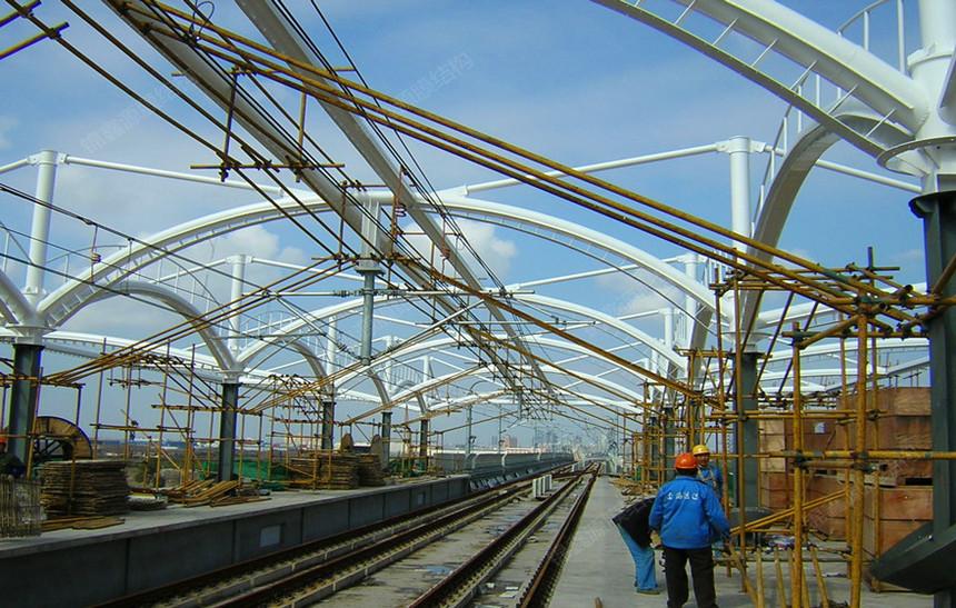 上海膜结构建筑