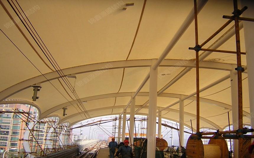 上海膜结构车棚