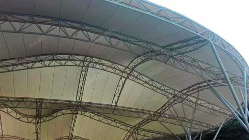 黔西南膜结构看台