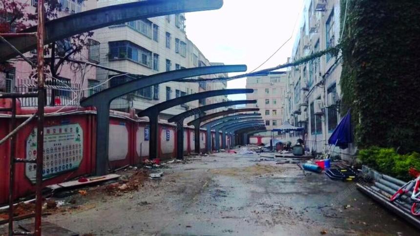 深圳膜结构公司
