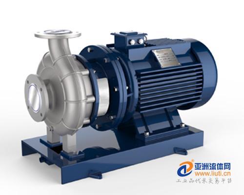 世界泵业技术的发展趋势