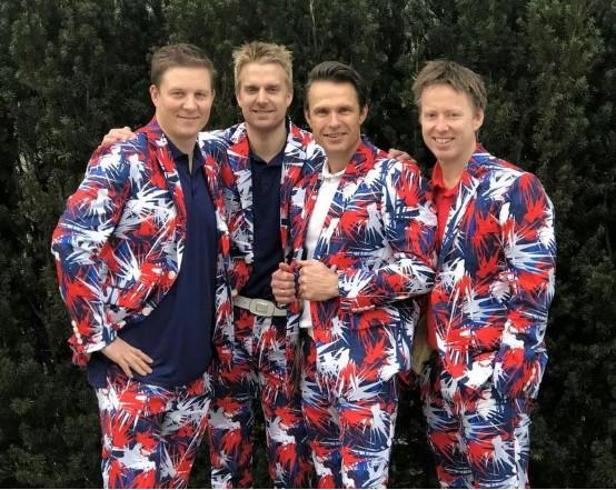 冬奥代表团运动服陆续公布 各位是来比赛还是来走秀?