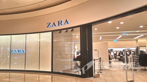 """ZARA创始人曾为首富 如今正走在""""新零售""""的前端"""