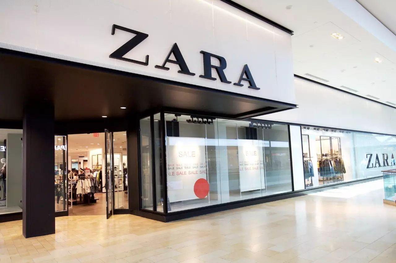 Zara专卖店的数字时代:自动化点击取货、自助结账