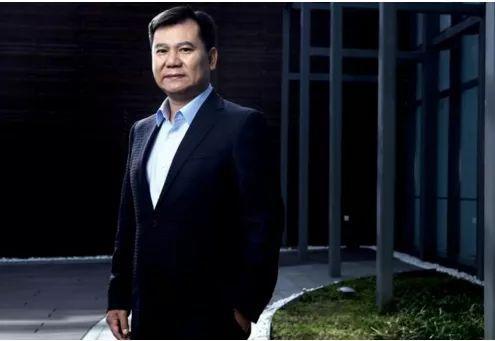 ▲张近东 |中国企业家俱乐部理事、苏宁控股董事长