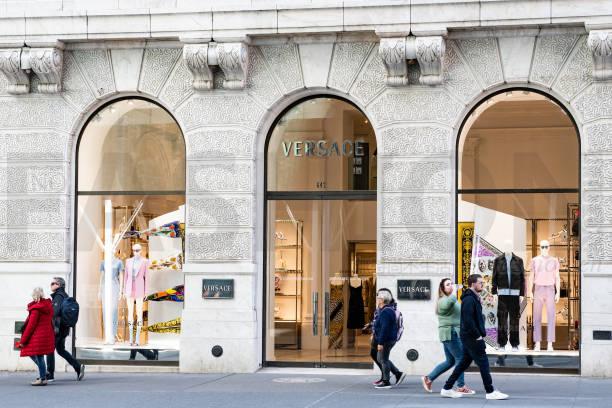 Versace 范思哲纽约第五大道旗舰店