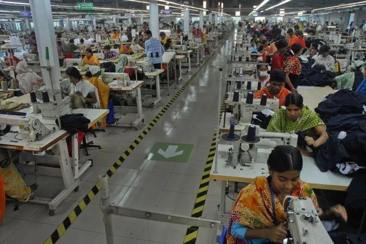 东南亚服装产业