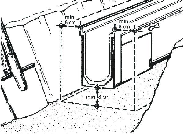 線性成品排水溝安裝02