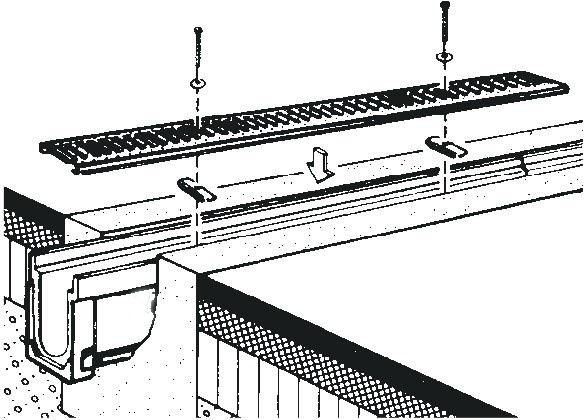 線性成品排水溝安裝07