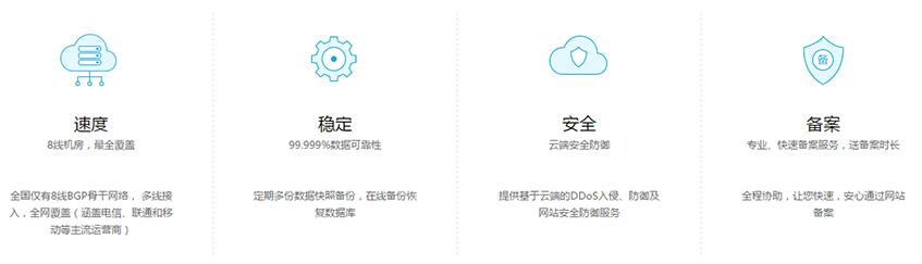 杭州网站建设首选独享阿里云主机