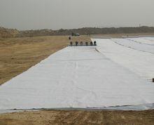 復合土工膜廣泛應用于水庫防滲工程