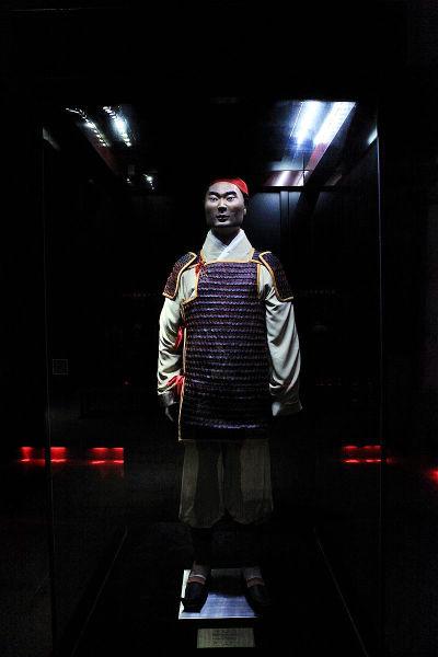 汉阳陵(图/寻梦318)