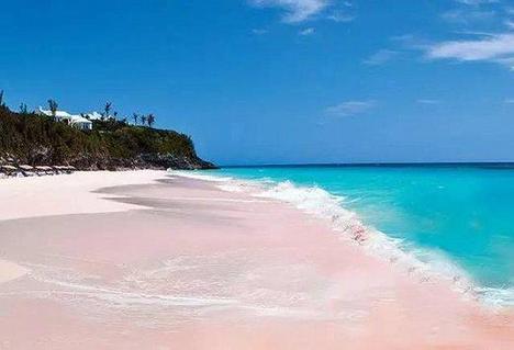 这些沙滩千奇百怪 不按套路出牌绝对打破你认知!