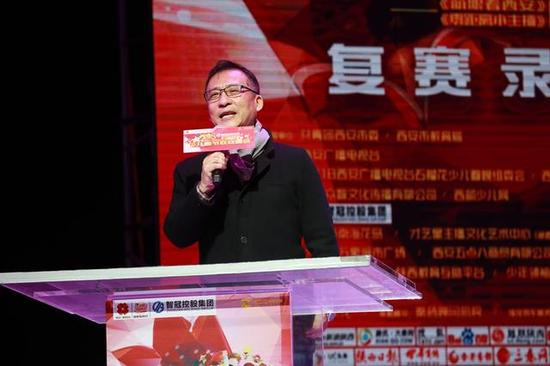 陕西省舞蹈家协会副主席 方明先生