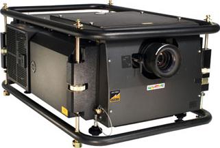 DP 3D系列数字投影机 LIGHTNING 45-WUXGA 3D产品照片