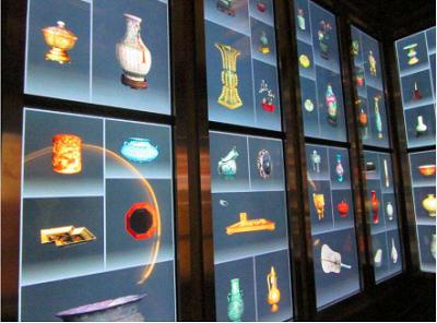 """数字展示技术助力博物馆提升""""用户体验"""""""