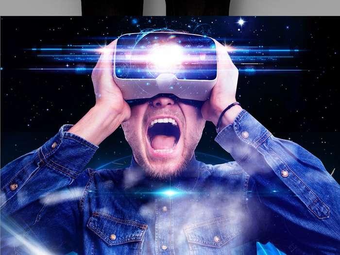 三维立体VR展厅设计