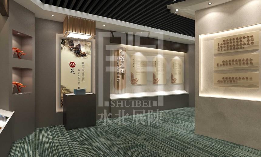 豪利777企业展厅设计t