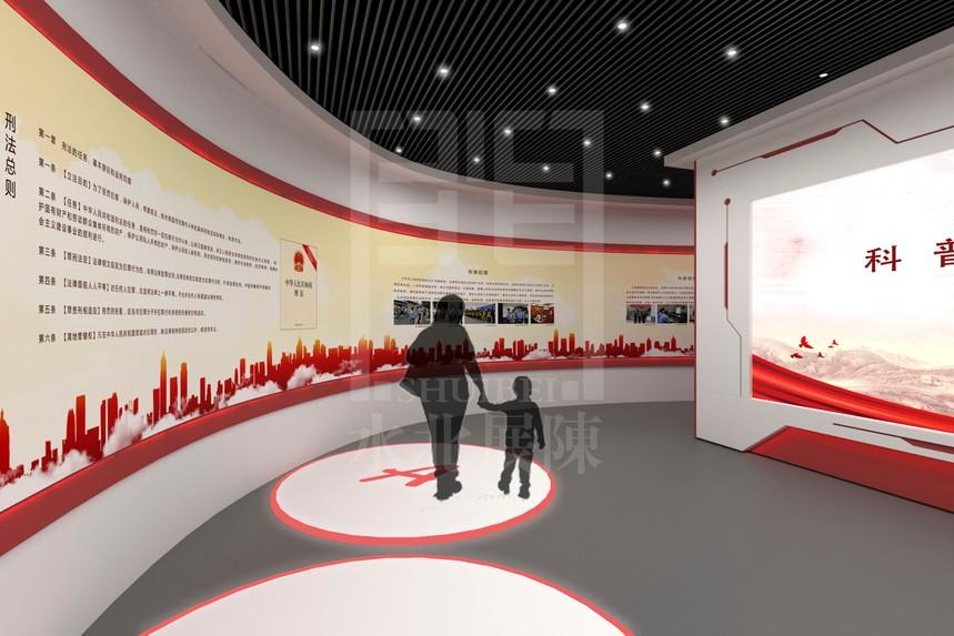 党建展厅设计作用