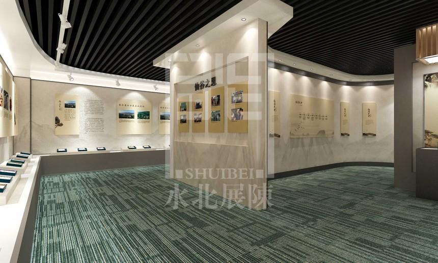展厅设计主题