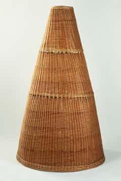 马里奥?莫兹(Mario Merz),《圆锥》(Cone),1967