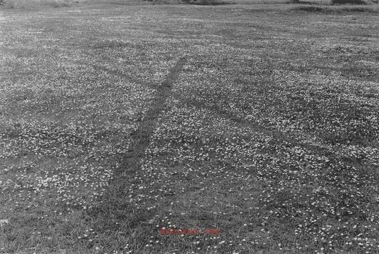 理查德?朗(Richard Long),《英格兰》(England),1968