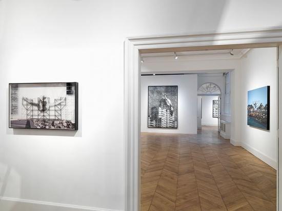 该画廊寻求动态地产和未被发现的作品形式