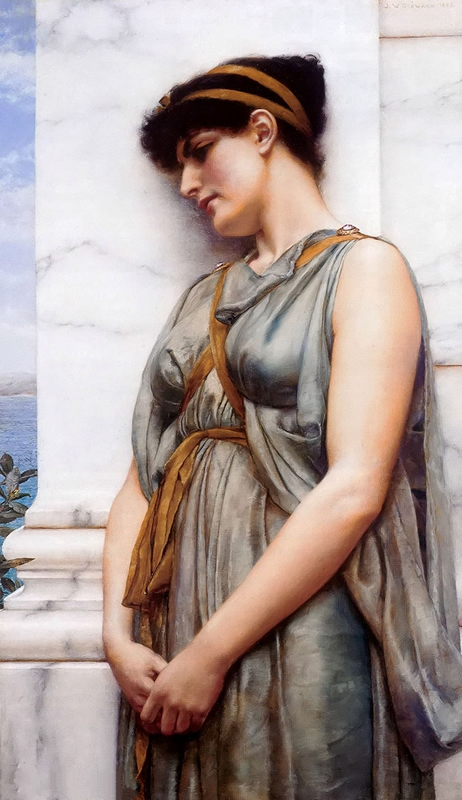 希腊的遐想
