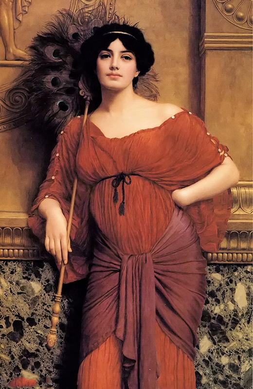 一个罗马妇女