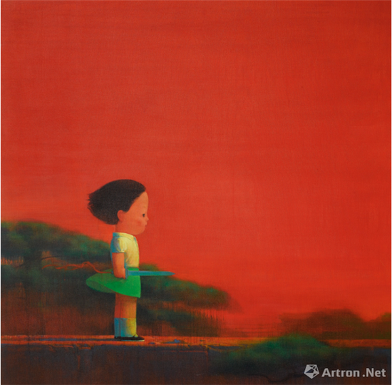 刘野 《红三号》 2003年作