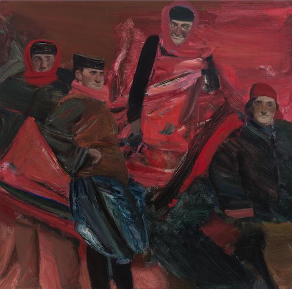 《塔布塔尔的女人》150-150cm丙烯油彩2018年.jpg