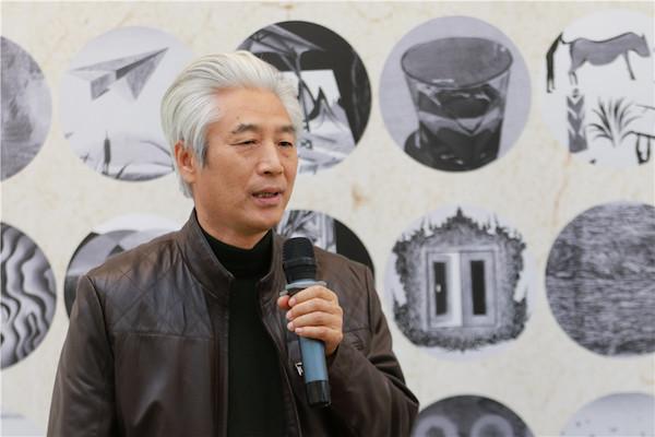 4项目授课教师、深圳大学教授、博士生导师齐凤阁致辞.JPG
