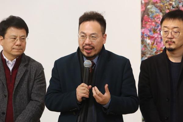 4.中国人民大学夏可君教授致辞.JPG